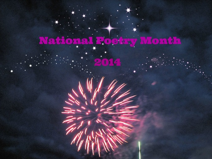 National Poetry month 2014 image