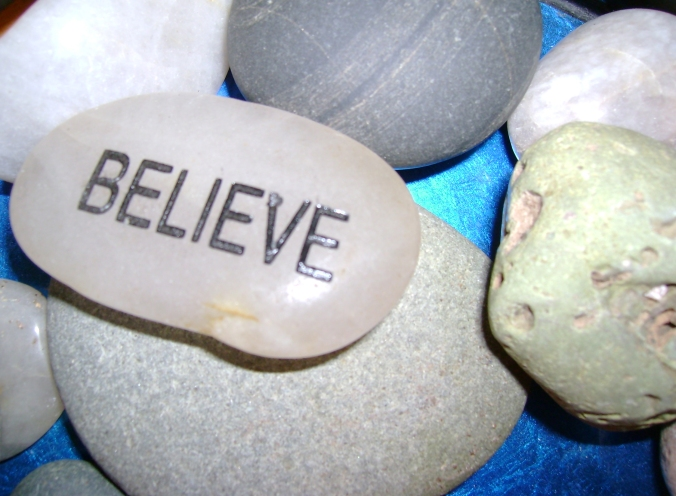 believe who we are in Christ ~ PJ file image