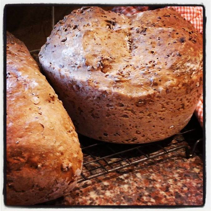 Bread baked for me image on WoJ