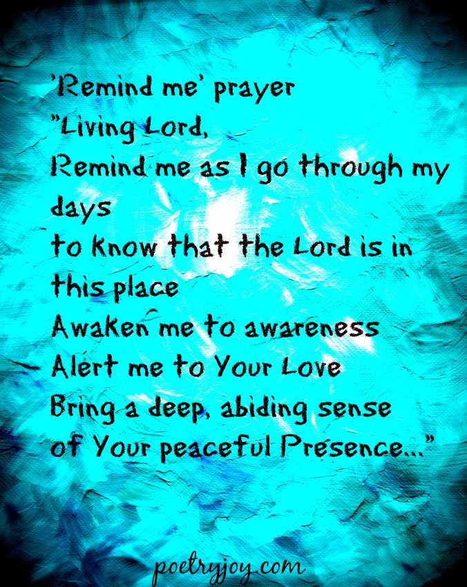 remind me prayer PJ file pin