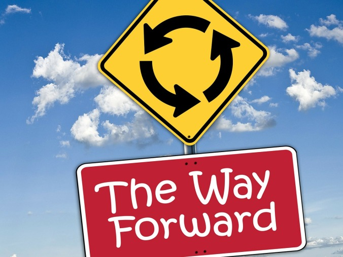 calling -way forward PJ