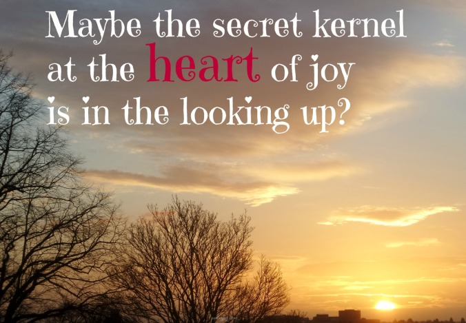 write31days-journeying-into-joy-looking-up-secret-kernel-at-the-heart-of-joy