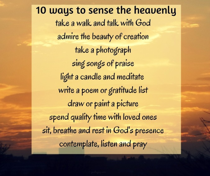 write31days-journeying-into-joy-transcendence-and-immanence-10-ways-to-sense-the-heavenly
