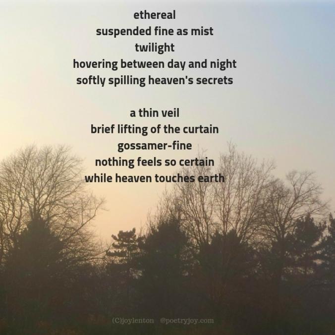 labyrinth - twilight poem excerpt (C)joylenton @poetryjoy.com