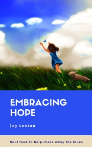 Embracing Hope book (C) joylenton