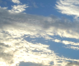search - seeking sacred traces in our lives - clouds - sky - (C)joylenton @poetryjoy.com
