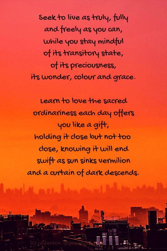 release - when the time comes poem excerpt (C) joylenton @poetryjoy.com