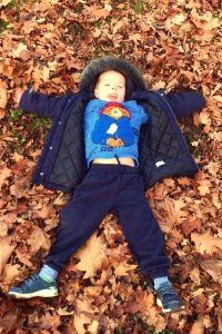 autumn - a child's eye view of the season (C) joylenton @poetryjoy.com