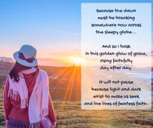 Darkness and Dawn poem excerpt (C) joylenton @poetryjoy.com